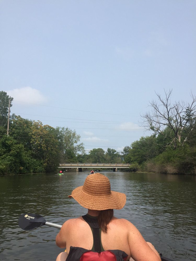 Third Coast Paddling - Paw Paw River: 601 Graham Ave, Benton Harbor, MI
