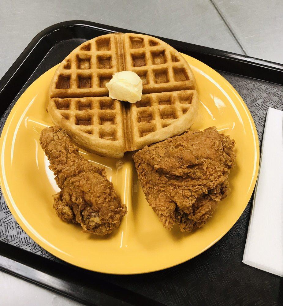 Louisiana Famous Fried Chicken: 9026 Archibald Ave, Rancho Cucamonga, CA