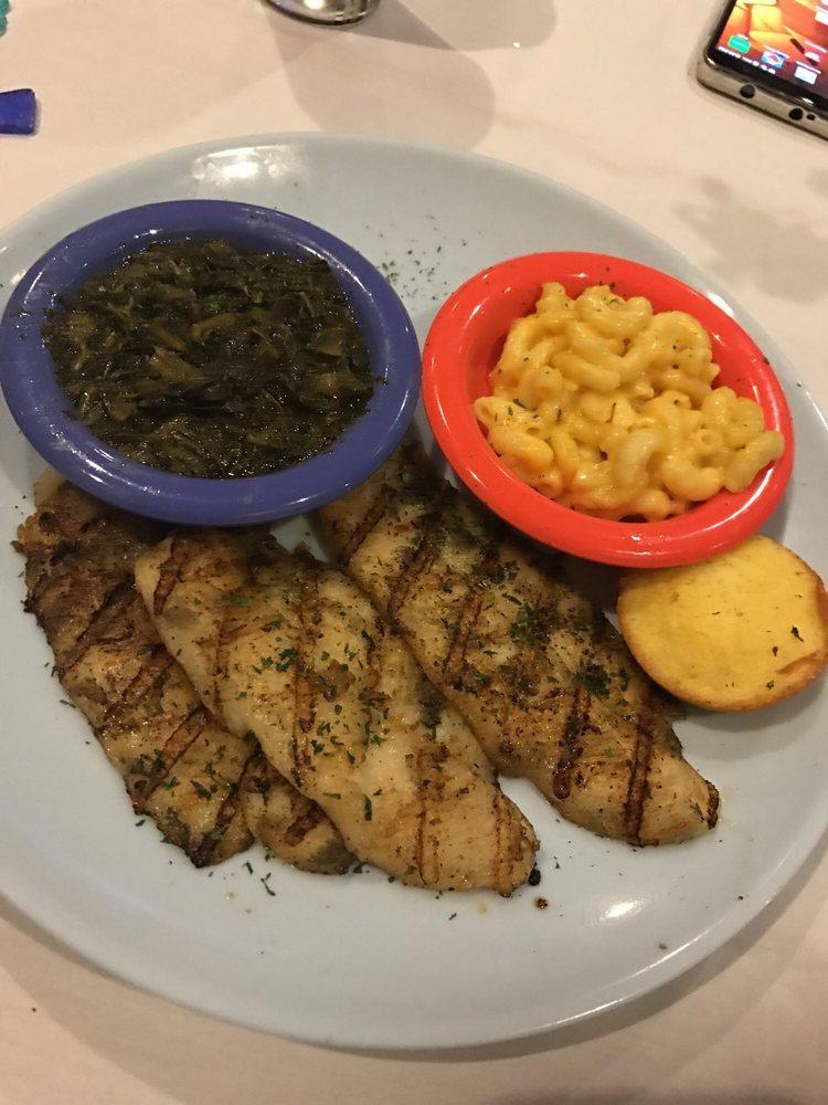 Mimi's Creole Cafe And Oyster Bar: 210 Lafayette, Houma, LA