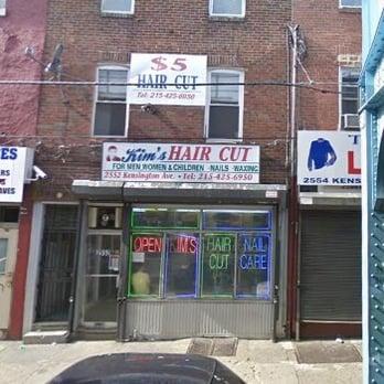 Kims Family Haircut Barbers 2552 Kensington Ave Philadelphia