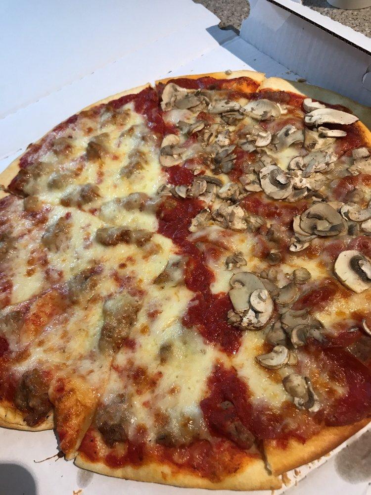 Najera's Pizza: 146 N Main St, Dousman, WI
