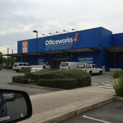 Officeworks  Office Equipment  183 Kingston Rd Underwood