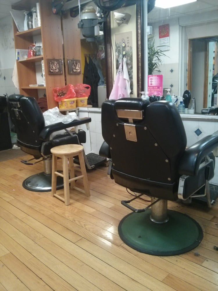 DaZhong Barber Shop: 63 Bayard St, Manhattan, NY