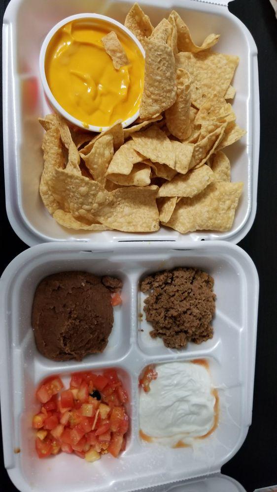 Taco Casa: 201 School Rd, Rhome, TX