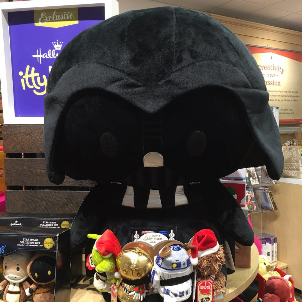 Love The Huge Darth Vader Plushie Yelp