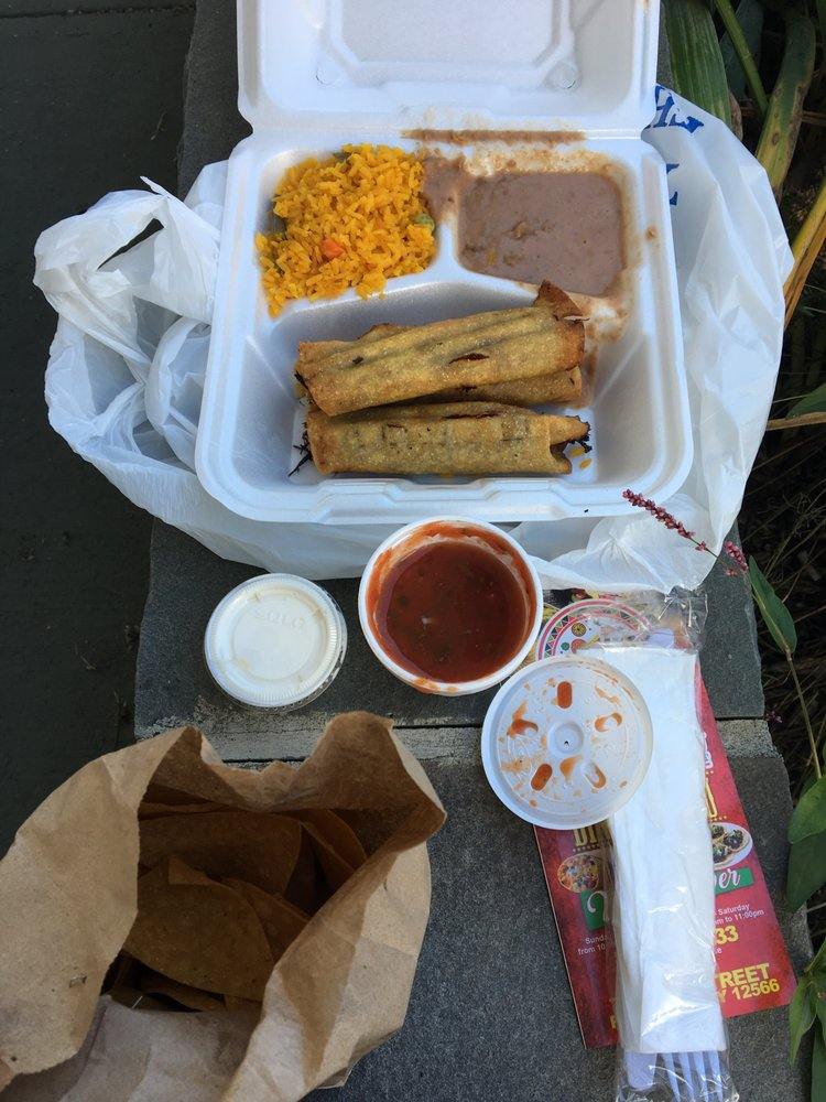 Sabroso Mexican Restaurant: 72 Main St, Pine Bush, NY