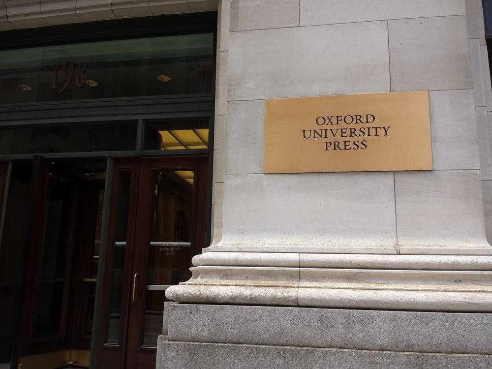 Oxford University Press - Print Media - 198 Madison Ave