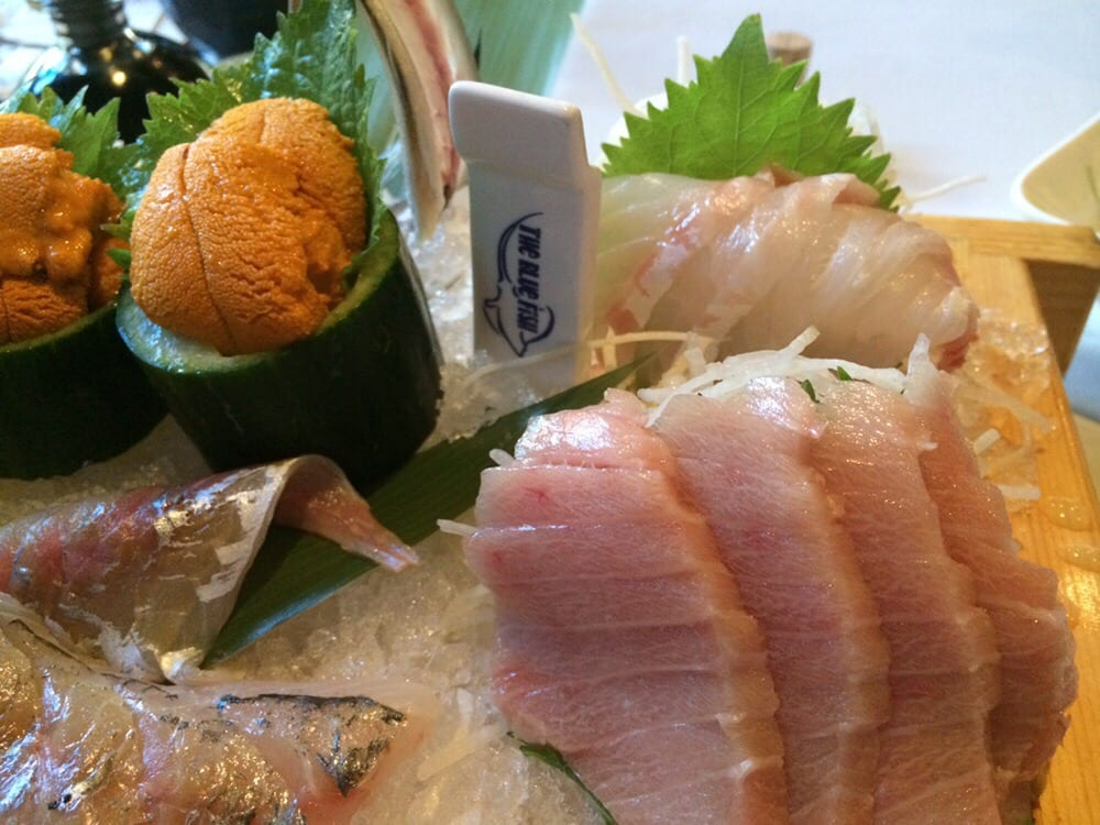The blue fish 121 220 photos 145 reviews sushi for Blue fish sushi menu
