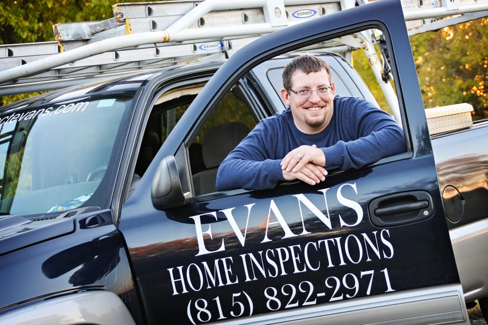 Evans Home Inspections: 501 N Vermilion St, Lexington, IL