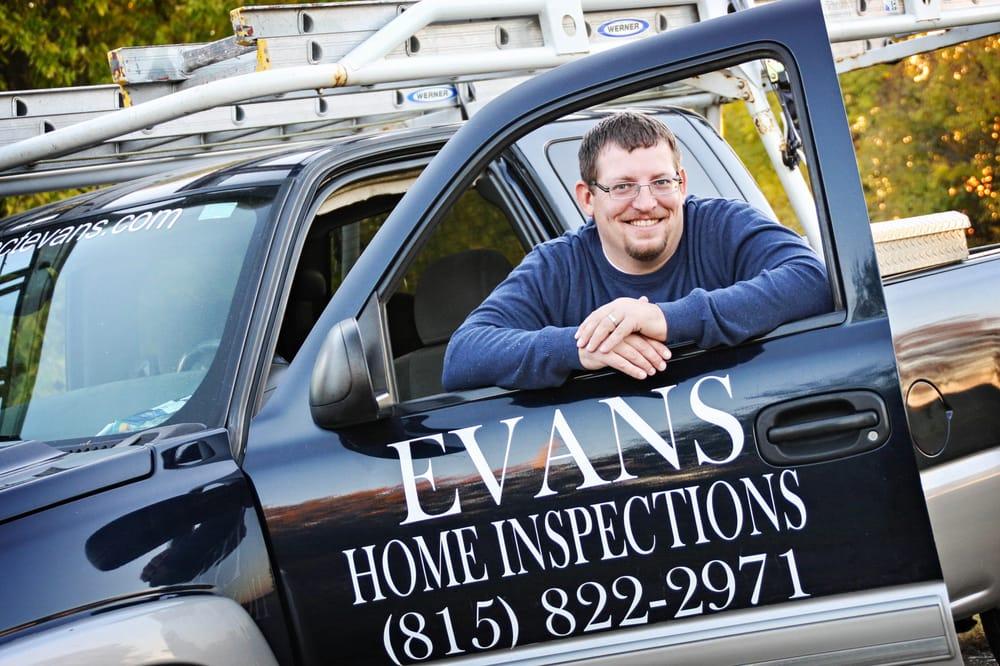 Evans Home Inspections: 501 N Vermilion St, Lexington, IL