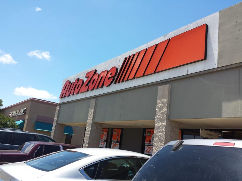 Autozone: 13450 Research N, Austin, TX
