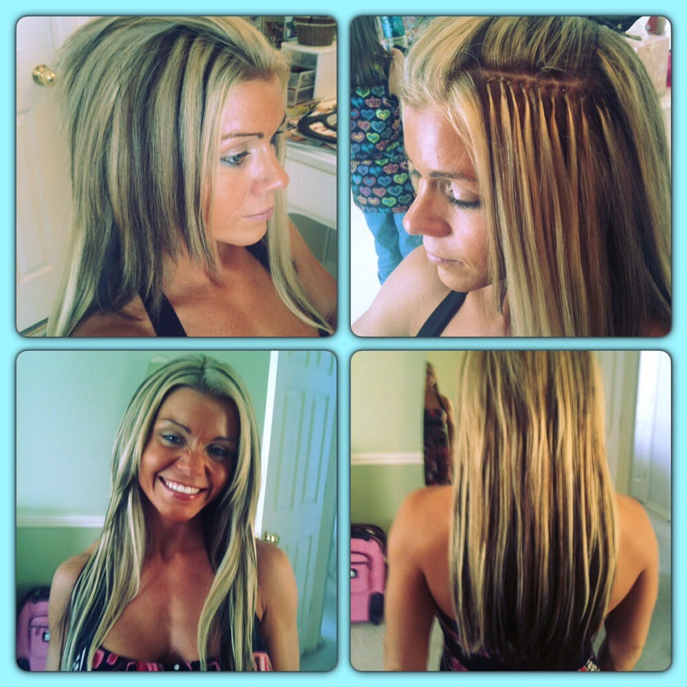 Great Length Extension On Very Short Hair Yelp