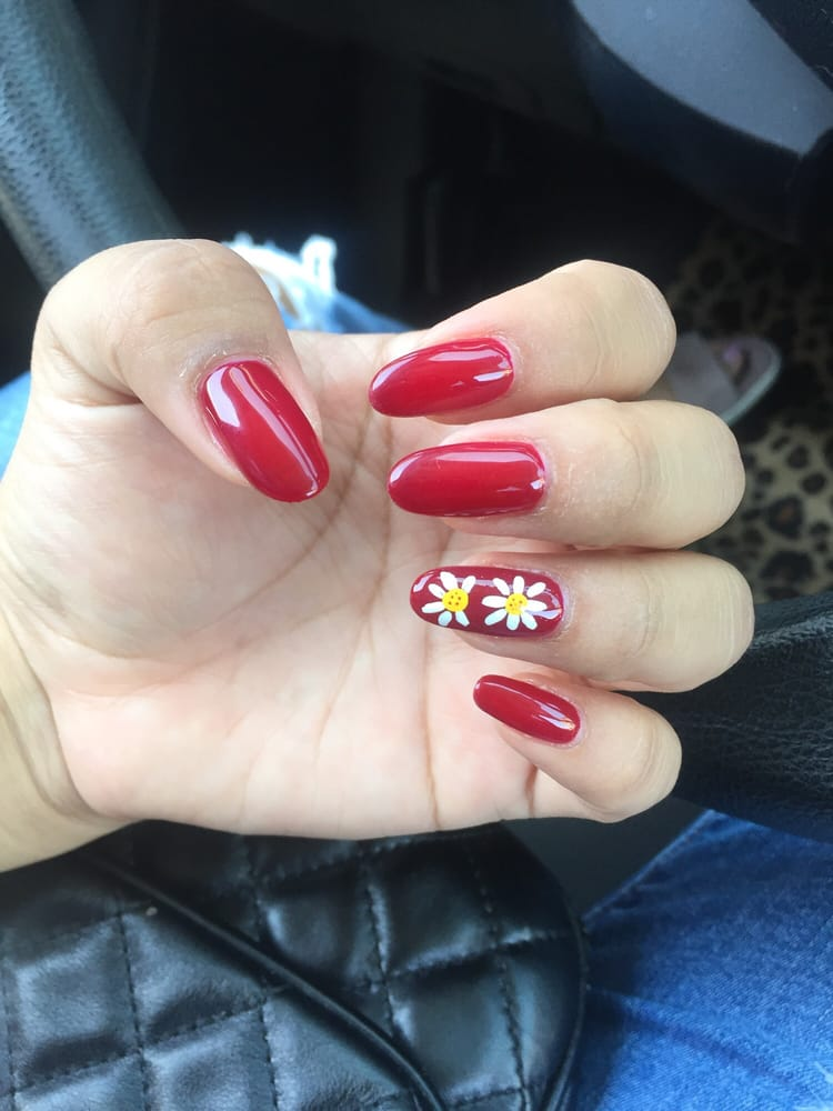 Diamond Nails 12 s & 14 Reviews Nail Salons 7429 Florence Ave