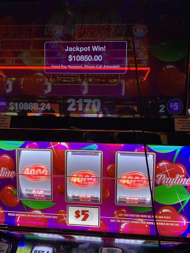 Naskila Gaming: 540 State Park Rd 56, Livingston, TX