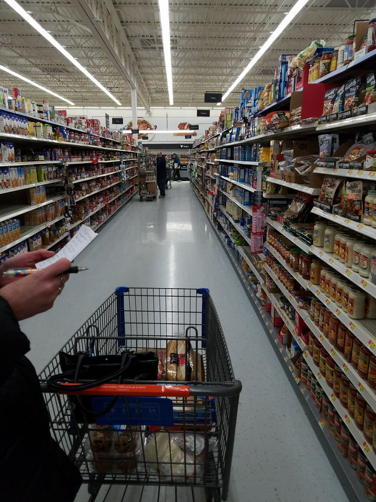Walmart Supercenter: 377 N Rolling Meadows Dr, Fond du Lac, WI