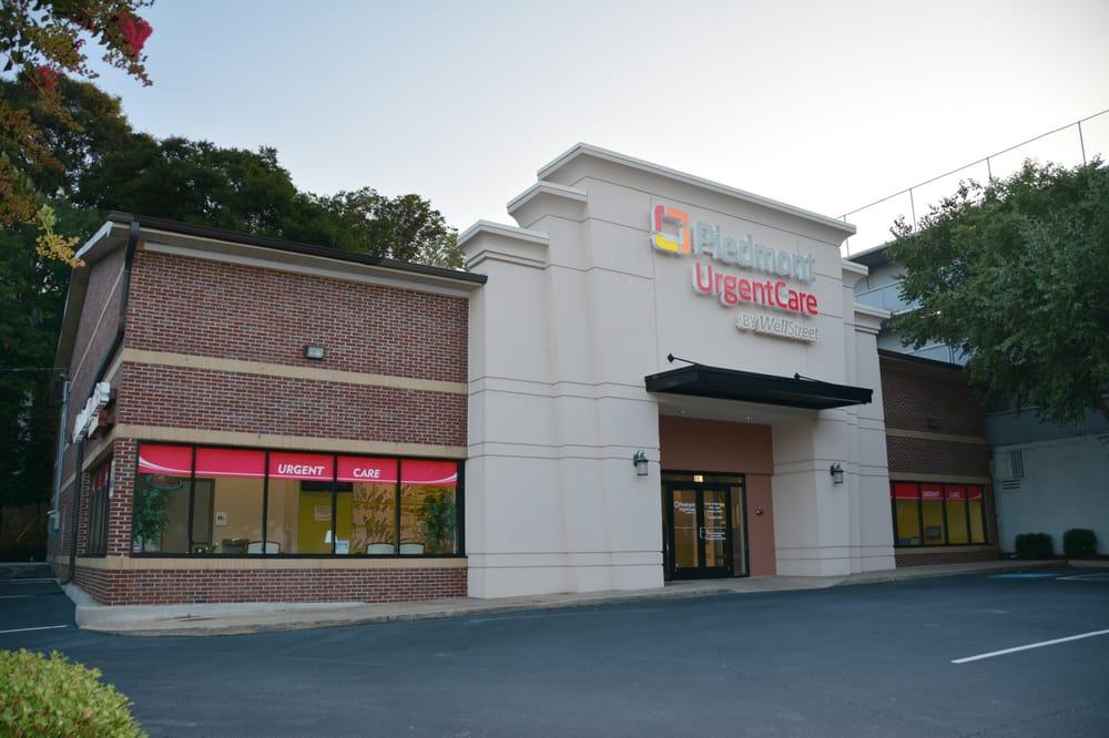 Piedmont Urgent Care by WellStreet - Virginia Highlands