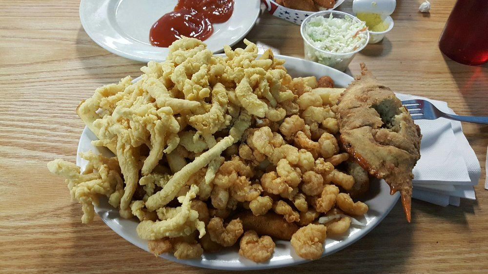 Forest City Fish Camp & Catering: 236 Old US 74 Hwy, Bostic, NC