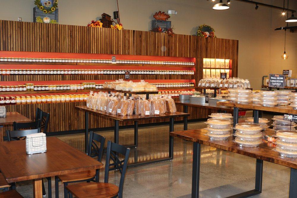 Rise'n Roll Bakery: 9869 Lincoln Plaza Way, Cedar Lake, IN