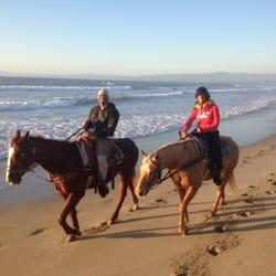 Photo Of Marina Equestrian Center Ca United States Horseback Riding In