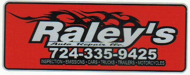 Raley's Auto Repair: 2241 Freeport Rd, New Kensington, PA