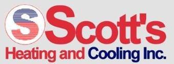 Scott's Heating & Cooling: 1622 Rivers St, Greenwood, SC