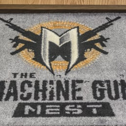 machine gun nest frederick