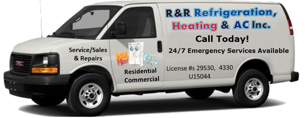 R & R Refrigeration Heating & AC: 125 Missy Byrd Dr, Hope Mills, NC