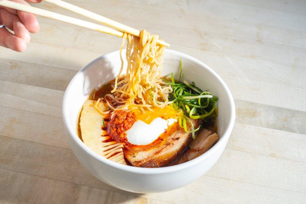 Food from Momofuku Noodle Bar - Uptown