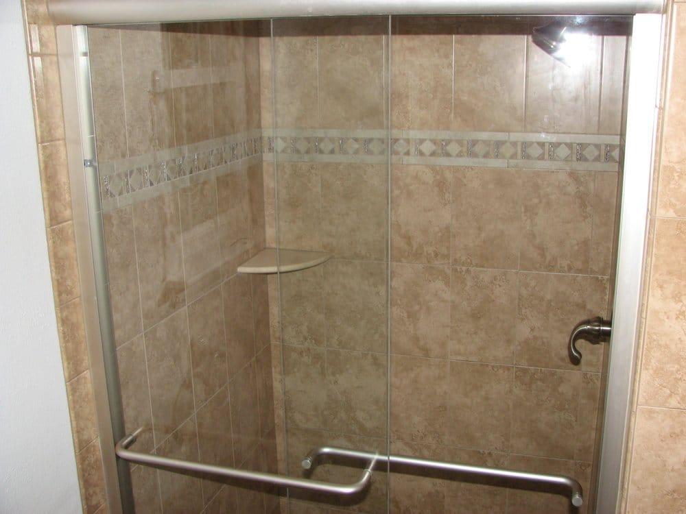 ceramic tile stall shower-washington township,nj - Yelp