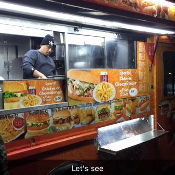 Photo Of Palomino Halal Food Truck New York Ny United States It