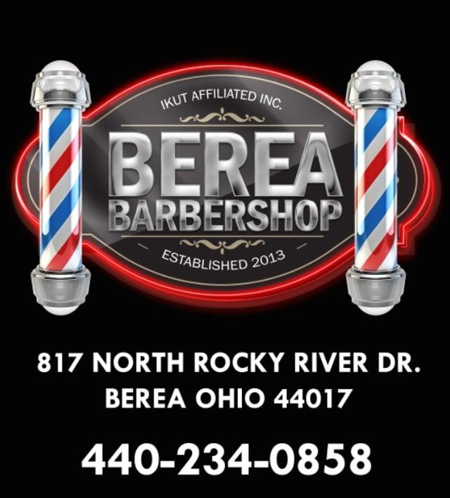 Berea Barber Shop: 817 N Rocky River Dr, Berea, OH