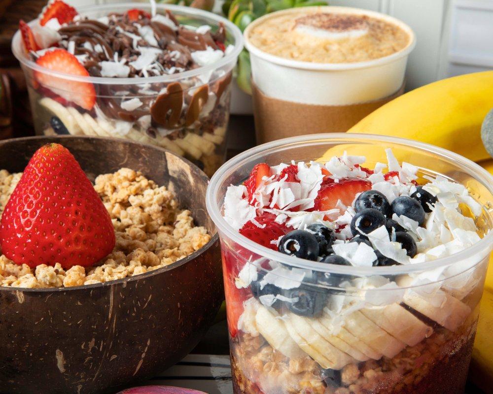 Aloha Acai Bowls & Coffee