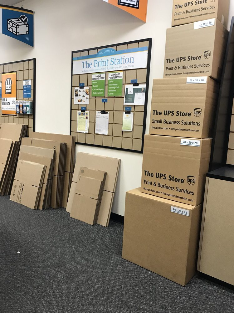 The UPS Store: 13842-A Outlet Dr Briggs Chaney Plaza, Silver Spring, MD