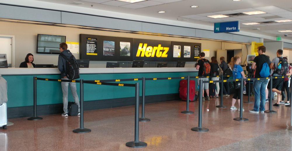 Hertz Rent A Car Salt Lake City 21 Photos Amp 286