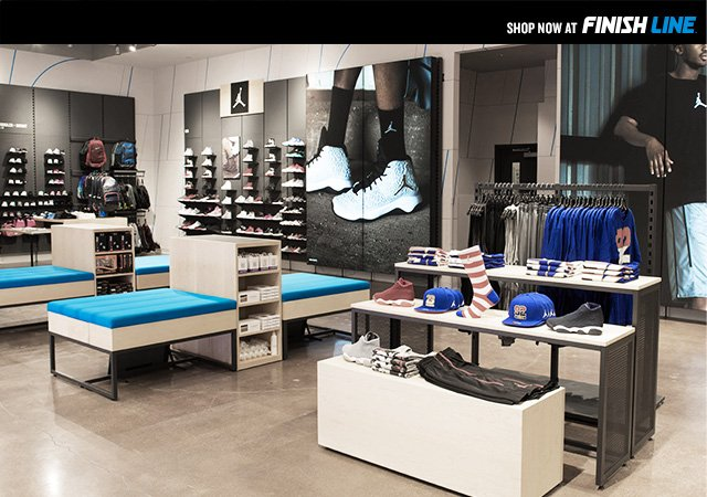 Finish Line: 215 E Foothills Pkwy, Fort Collins, CO