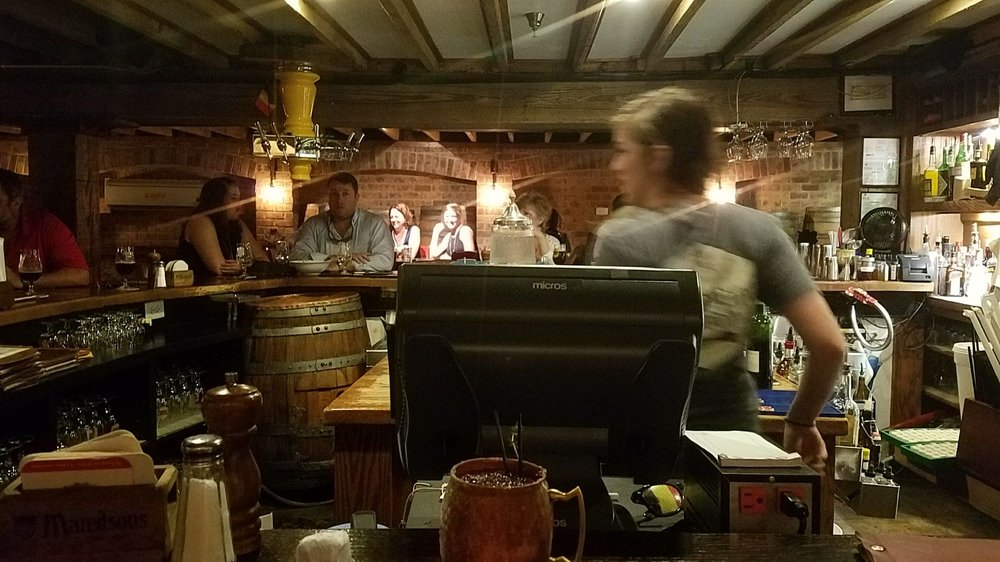Photo of The Trappe Door - Greenville SC United States & Photos for The Trappe Door - Yelp pezcame.com