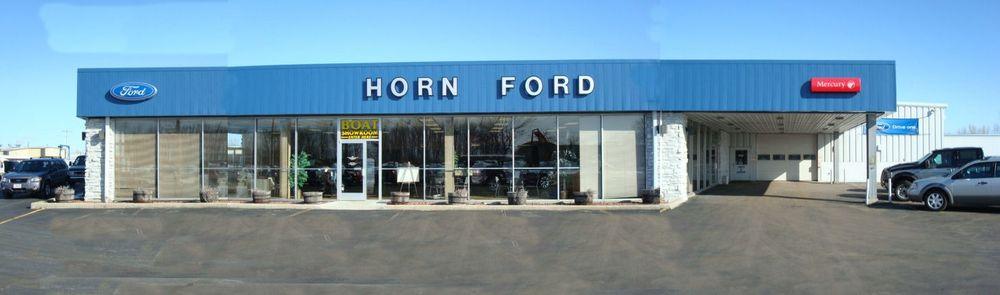 Horn Ford Mercury Marine: 666 W Ryan St, Brillion, WI