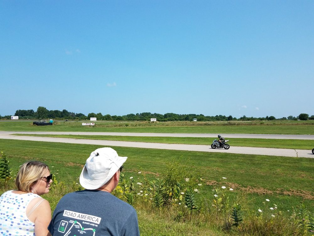 Gingerman Raceway: 61414 Phoenix Rd, South Haven, MI