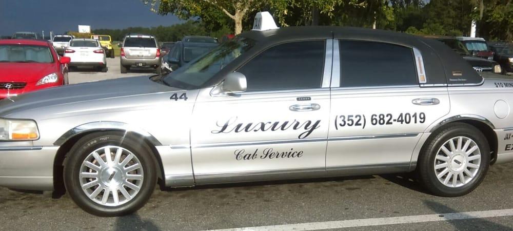 Luxury Cab Service: 2035 NE 6th Ter, Gainesville, FL