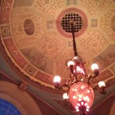Photo Of Patio Theatre   Chicago, IL, United States. The Ceiling Above The