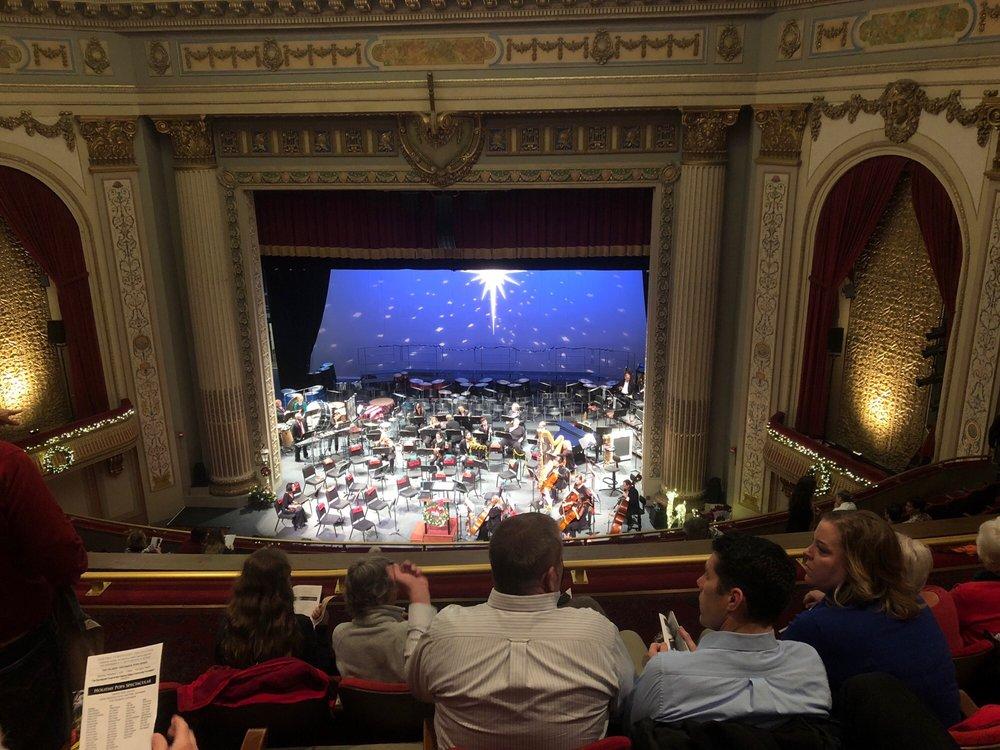 Capitol Theatre: 19 S 3rd St, Yakima, WA
