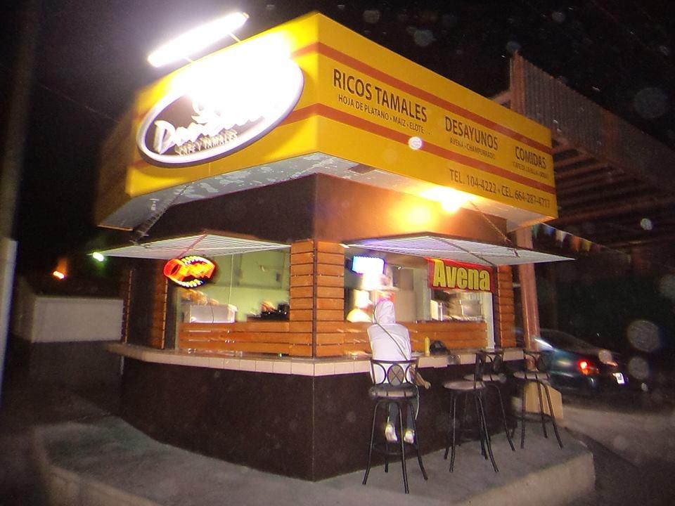 Tamales Donceles
