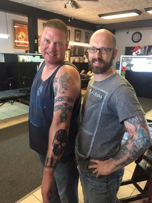 Battle Born Tattoo 675 Holcomb Ave Reno, NV Tattoos & Piercing ...