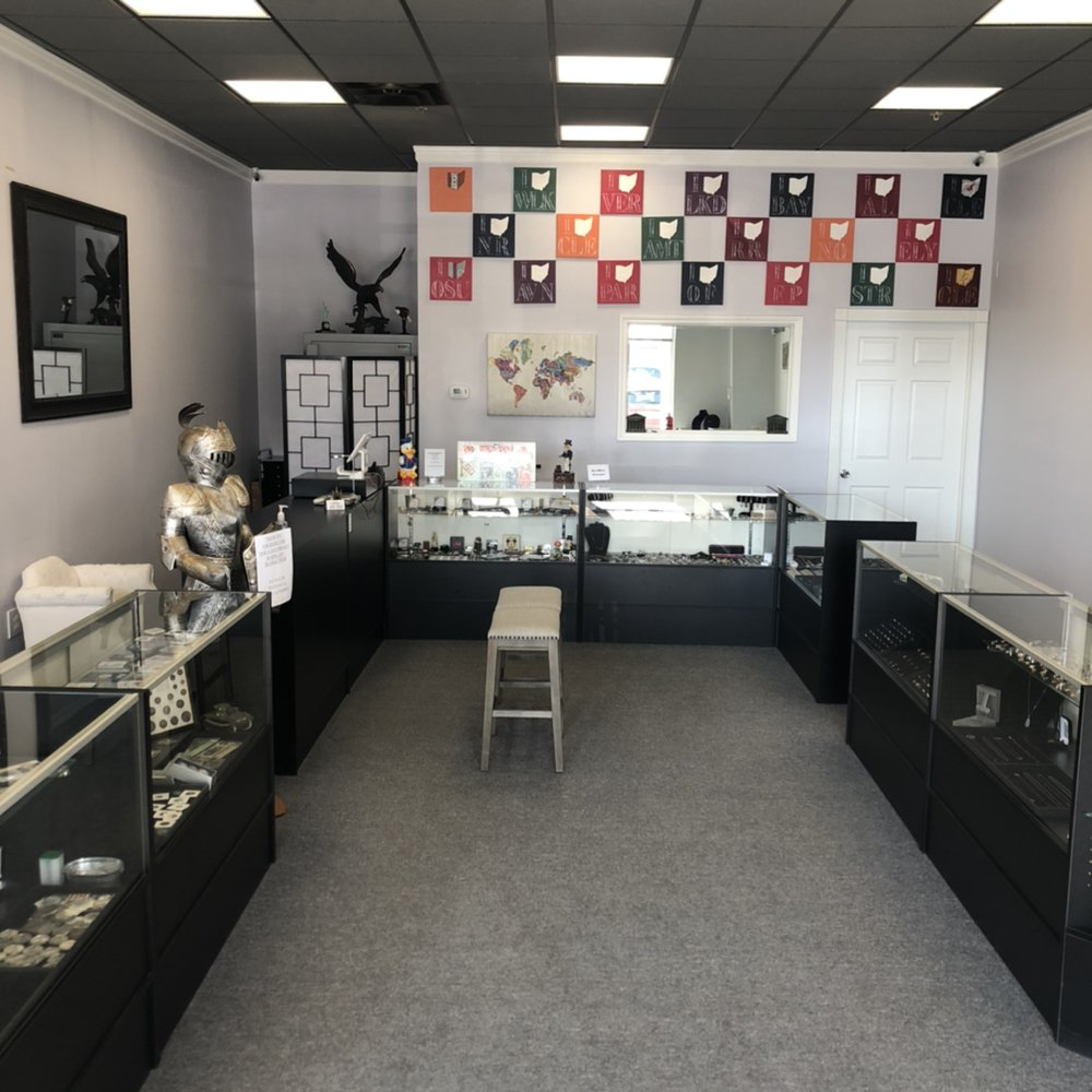 Savvy Coin & Jewelry Exchange: 30672 Detroit Rd, Westlake, OH