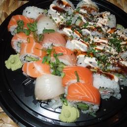 Kinjo sushi lund