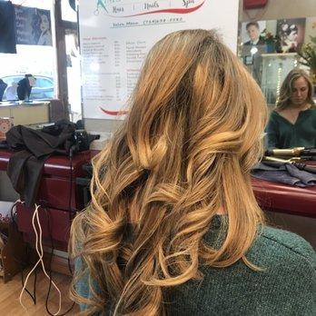 Yelp Kim S Hair Nails And Spa