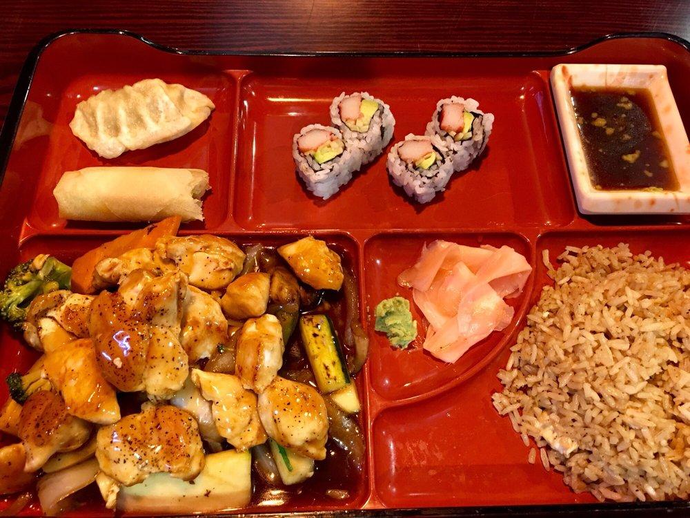 Yamato Sushi Steak House: 1800 S Jackson St, Jacksonville, TX