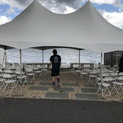 Photo of Long Island Canopy - West Islip NY United States. Beach Wedding & Long Island Canopy - 14 Photos - Party Equipment Rentals - West ...