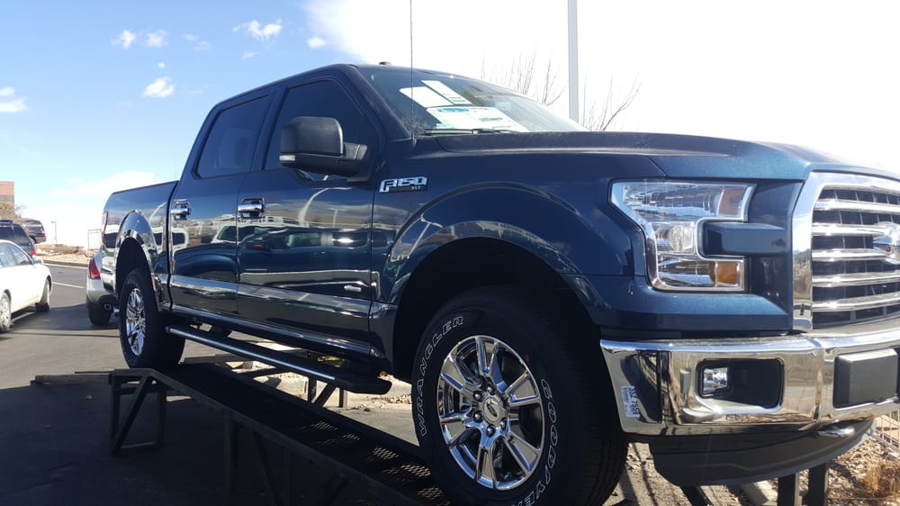 Ford Truck Dealers Near Me >> Larry H. Miller Ford Lakewood - 10 Photos & 65 Reviews - Car Dealers - 11595 W 6th Ave, Lakewood ...