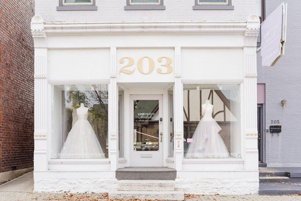 Luxe Redux Bridal: 203 W Benson St, Cincinnati, OH